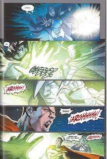 """Reseña de """"Injustice: Gods Among Us, Año tres, volumen #1"""" de Tom Taylor [ECC Ediciones]"""