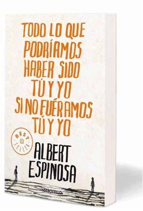 f8254968faf2 Cada palabra un sentimiento: Otra joya de Albert Espinosa