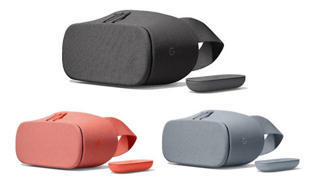 New Google Daydream View 2 Cost $99
