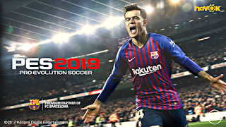 PES 2019 Mobile 2.3.3 Menu Patch Android 2019 Kits,Mini Faces