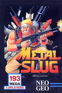 neo geo snk metal slug