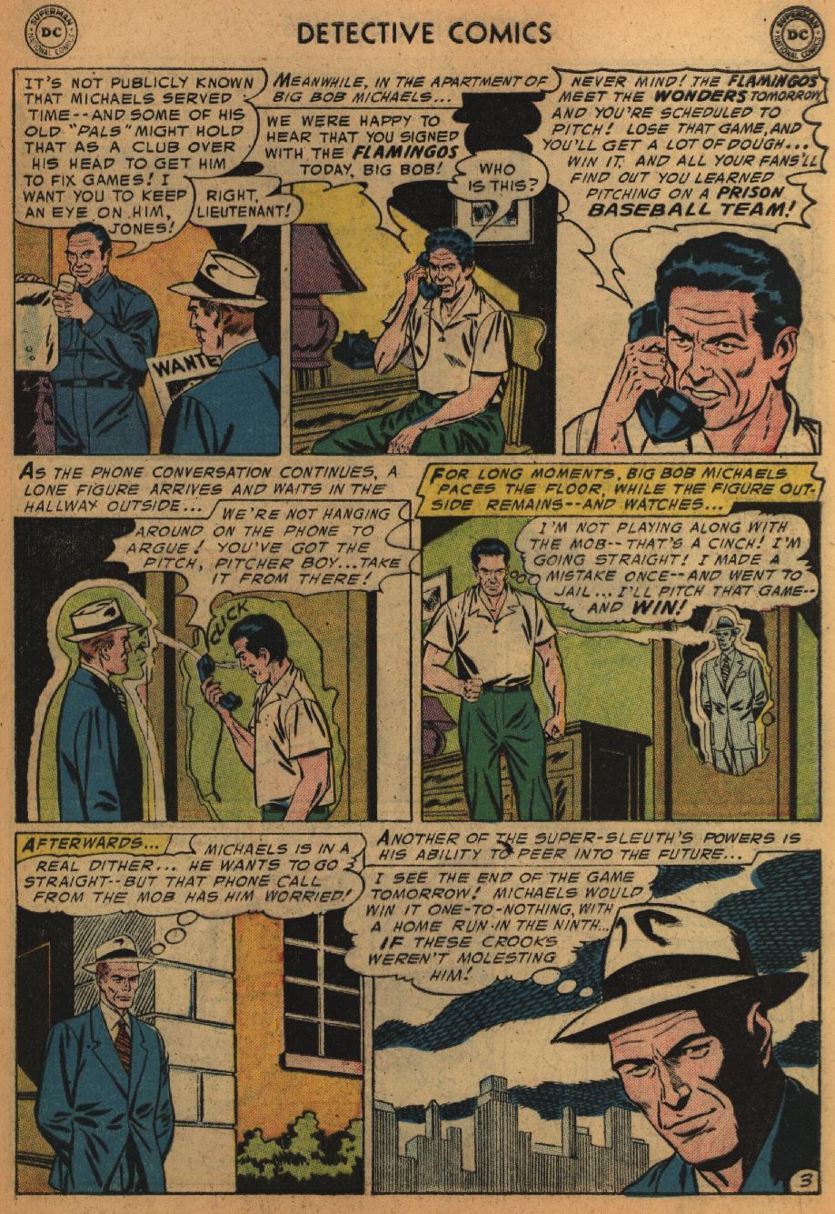 Read online Detective Comics (1937) comic -  Issue #226 - 29