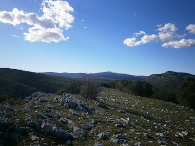 Cerro de Enmedio (Campillos - Sierra, Cañete)