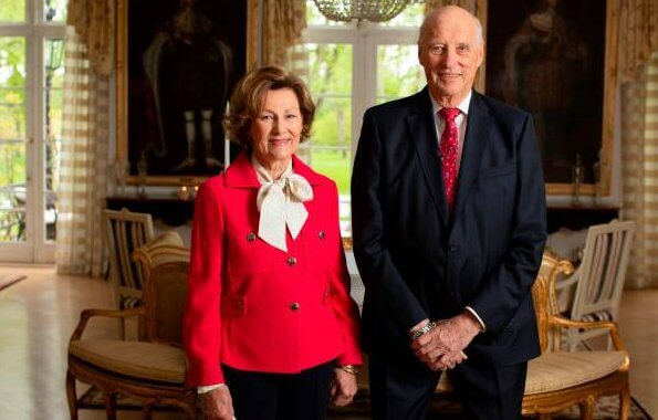 Norwegian Royal Family Celebrates Norway S National Day