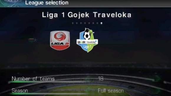 PES 2011 Mod Indonesia League 2018 Apk for Android