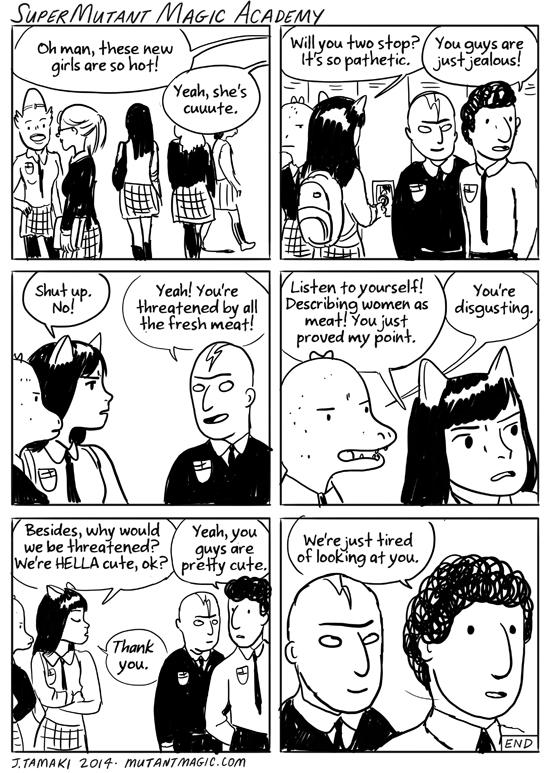 Les comics que vous lisez en ce moment - Page 7 SuperMutantMagicAcademy4