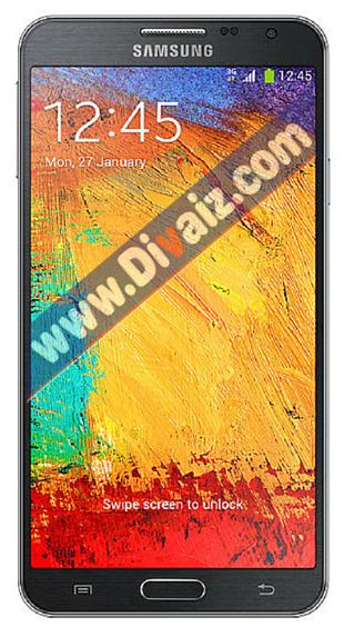 Flashing Galaxy Note 3 - www.divaizz.com
