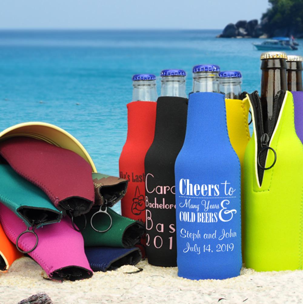 Personalized Bottle Koozie