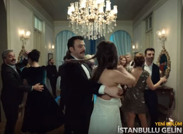İstanbul'lu Gelin Dizisi 75.Bölüm de Çalan Yeni Türkü Umut Şarkısı