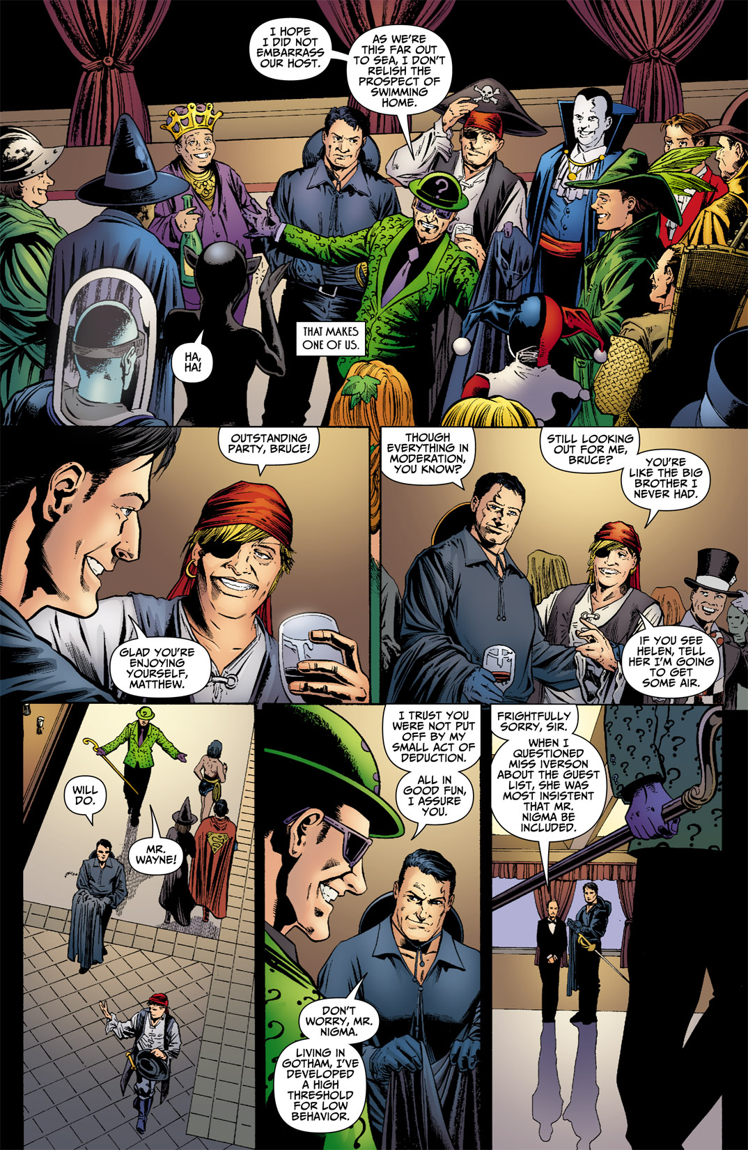 Detective Comics (1937) 828 Page 2