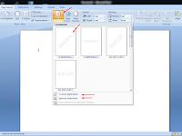 Membuat Watermark di Word 2007 Text dan Gambar