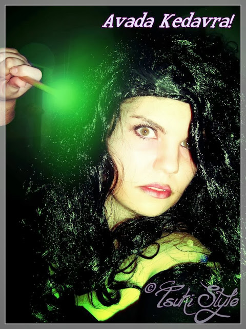 Cosplay Bellatrix Lestrange