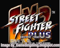 Street Fighter Ex Plus 2