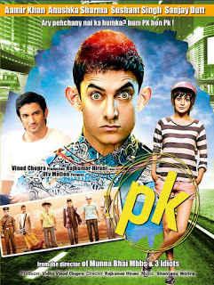 PK (2014) Hindi 720p & 1080p HDRip Download, PK Full Movie Download