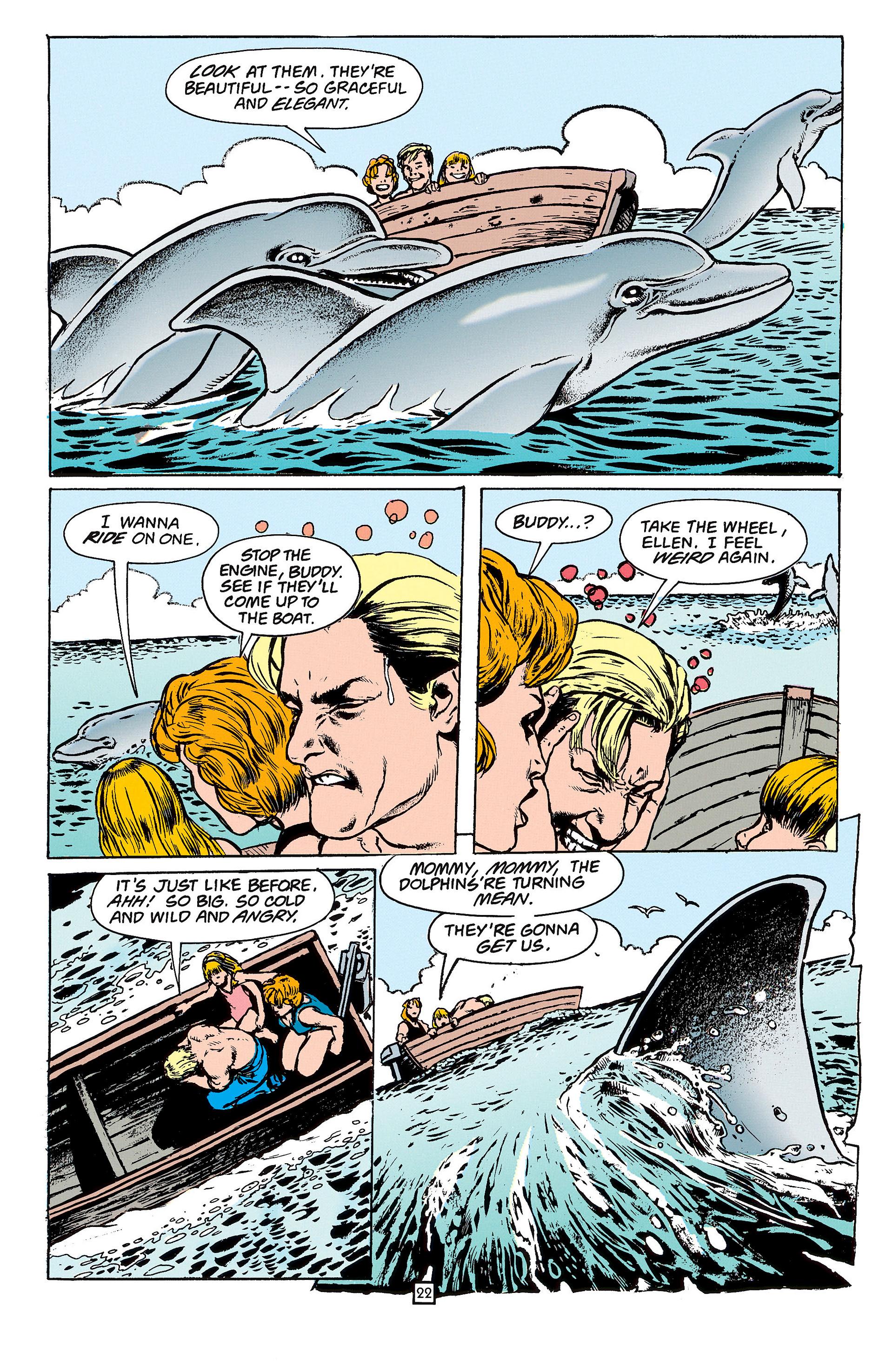 Read online Animal Man (1988) comic -  Issue #61 - 23