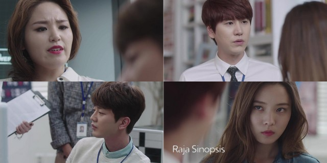 Sinopsis Web Drama Bong Soon A Cyborg in Love Episode 1