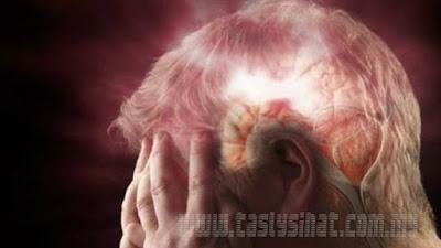 Tanda stroke hemoragik