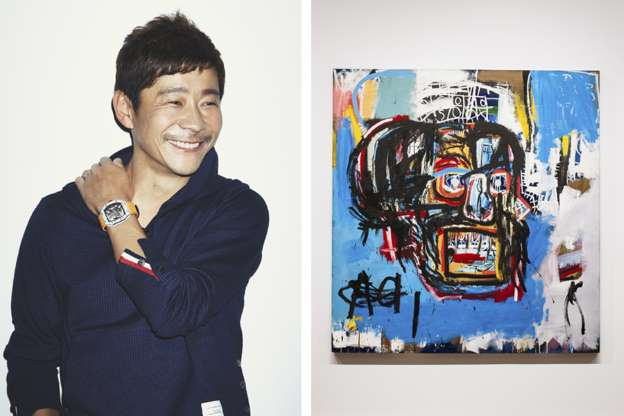 Meet the Japanese Billionaire Who Just Bought the $110.5 Million Basquiat Painting