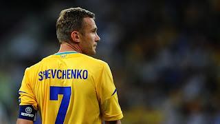 Andriy Shevchenko, Andriy Shevchenko kimdir, Andriy Shevchenko hayatı, Andriy Shevchenko kariyeri, dünya futbol yıldızları Shevchenko, dünyanın en iyi futbolcuları,