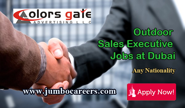 Out door job vacancies latest in Dubai, Dubai jobs for Indians,  Latest outdoor sales jobs in Dubai- Apply Now