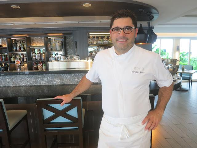 Chef Salvalore Bianco