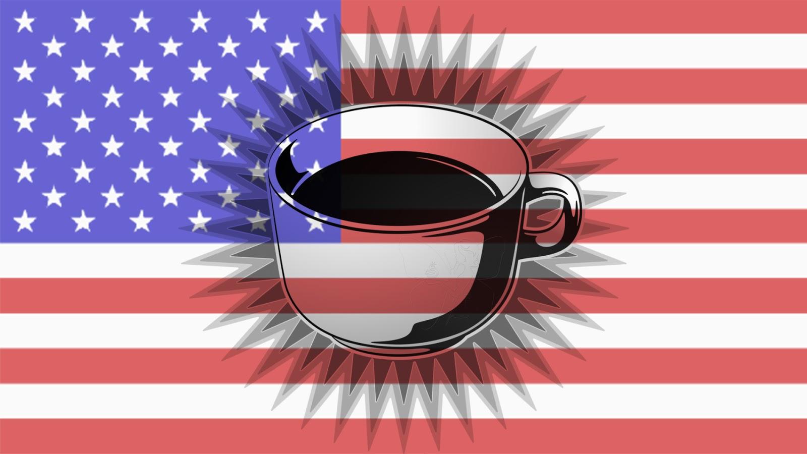 Amerikanische Cups