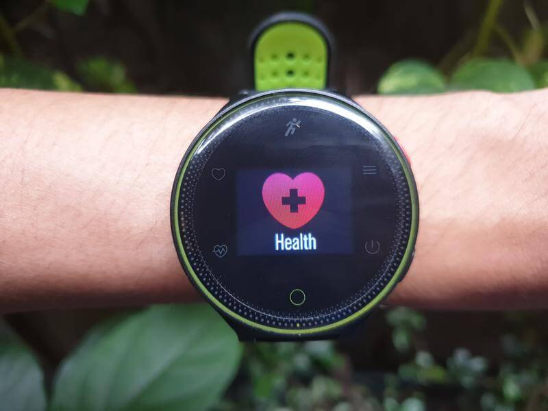 Cherry Mobile Flare Sport Health Interface