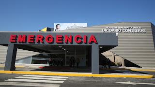 Cientos de pacientes son atendidos en la emergencia del hospital Darío Contreras