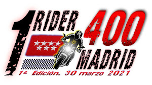 1ª RIDER 400 MADRID. THE MOVIE
