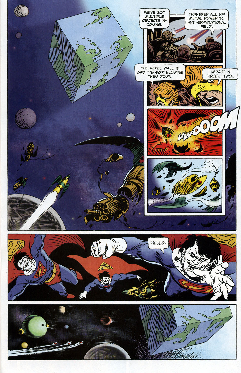 Read online Action Comics (1938) comic -  Issue #Action Comics (1938) _Annual 10 - 22