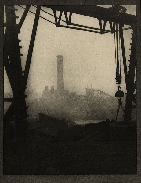 Alvin Langdon Coburn, The Edge of the Black Country, 1907