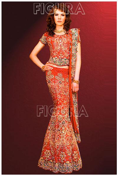Bridal Lehenga Choli Asheclub Blogspot Com
