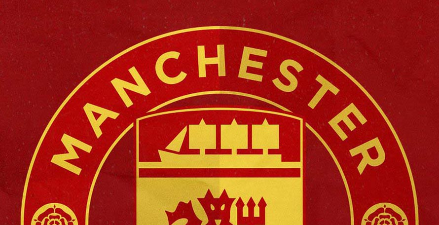 Redesigned Manchester United Logo By Ozando Footy Headlines