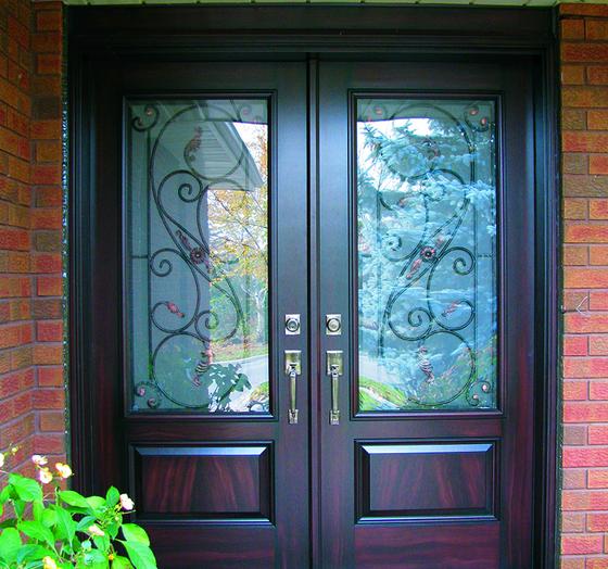 Some benefits of using the fiberglass doors for the doors for Fiberglass french doors