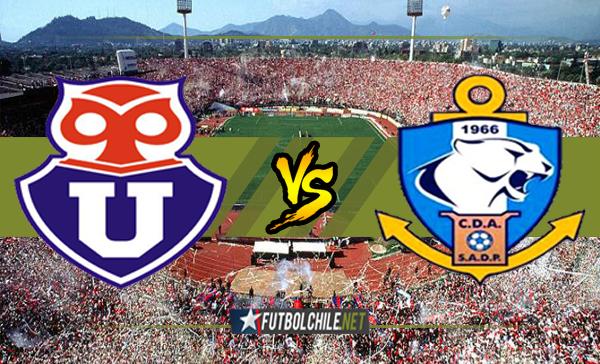 Universidad de Chile vs Deportes Antofagasta