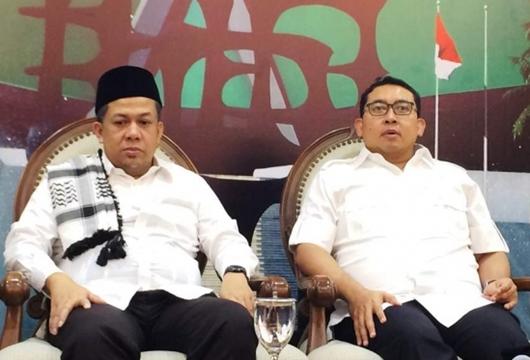 Fadli Zon akan Bareng Fahri Hamzah Hadiri Reuni Akbar 212