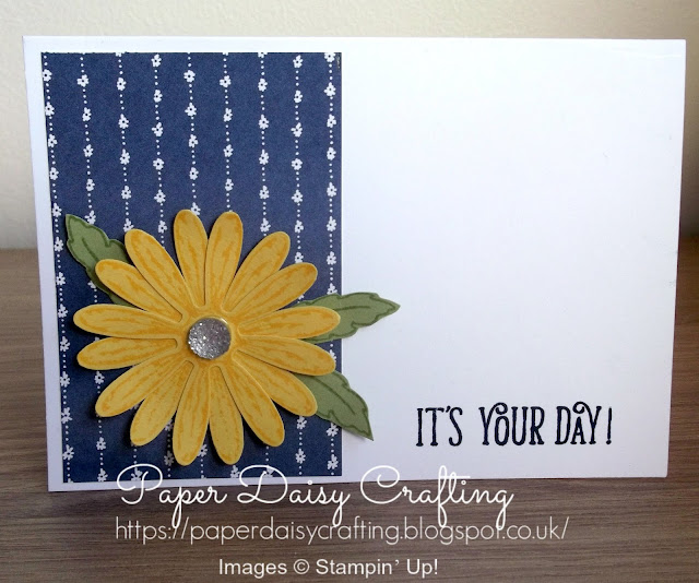 Daisy Delight by Stampin Up