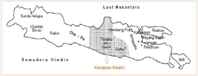Peninggalan Kerajaan Kediri (Sejarah Kerajaan Kediri - Puncak Kejayaan Kerajaan Kediri)