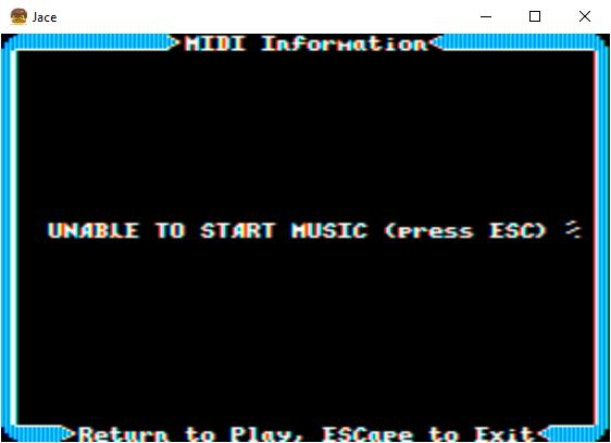 Damn Technology: Playing Ultima V with Passport MIDI Music on a Real