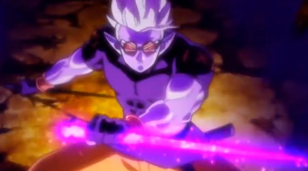 Dragon Ball Heroes Capítulo 4 Sub Español