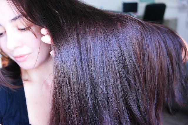 cabelos alinhados, umectação caseira, cabelos encorpados, como encorpar os fios, mais brilho aos cabelos, desmaia cabelo