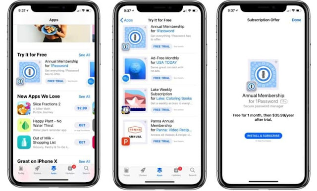 app-store-trial-780x470 The update apps from the App Store abroad is now easy Apple