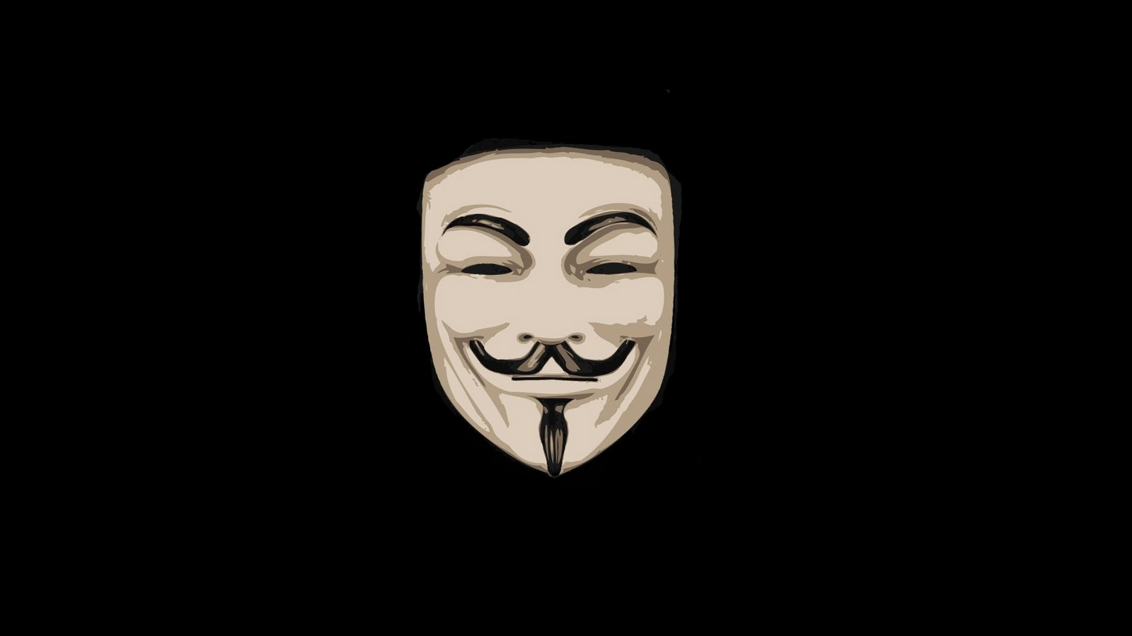 V For Vendetta Mask Wallpaper Central Wallpap...