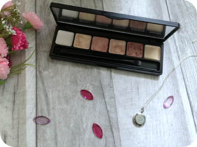 sleek diamonds in the rough the rockstar collection eyeshadow palette review