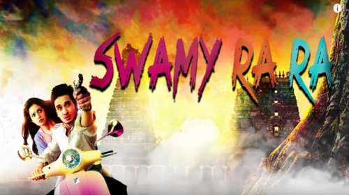 Swamy Ra Ra 2016 Hindi Dubbed 300MB HDRip 480p