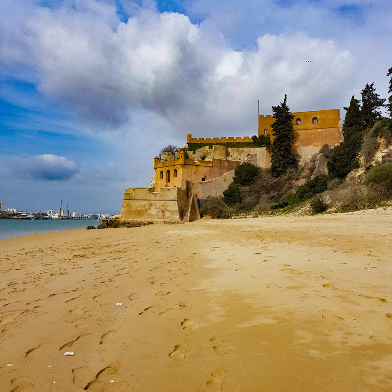 Castles in Algarve