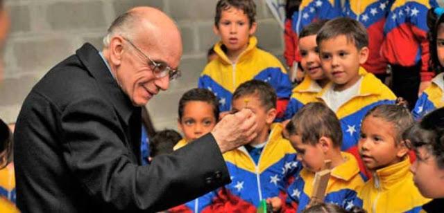 Falleció el maestro José Antonio Abreu