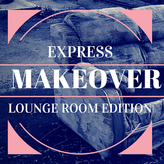 express makeover, lounge room