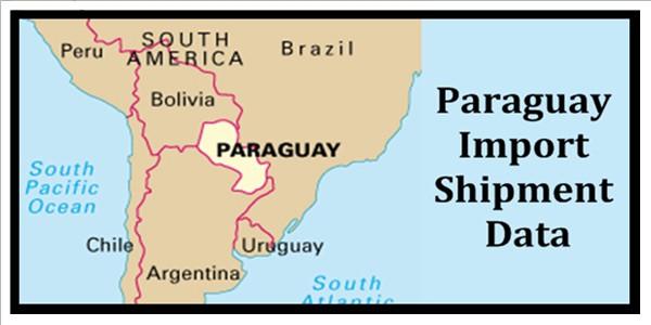 Paraguay Import Shipment Data