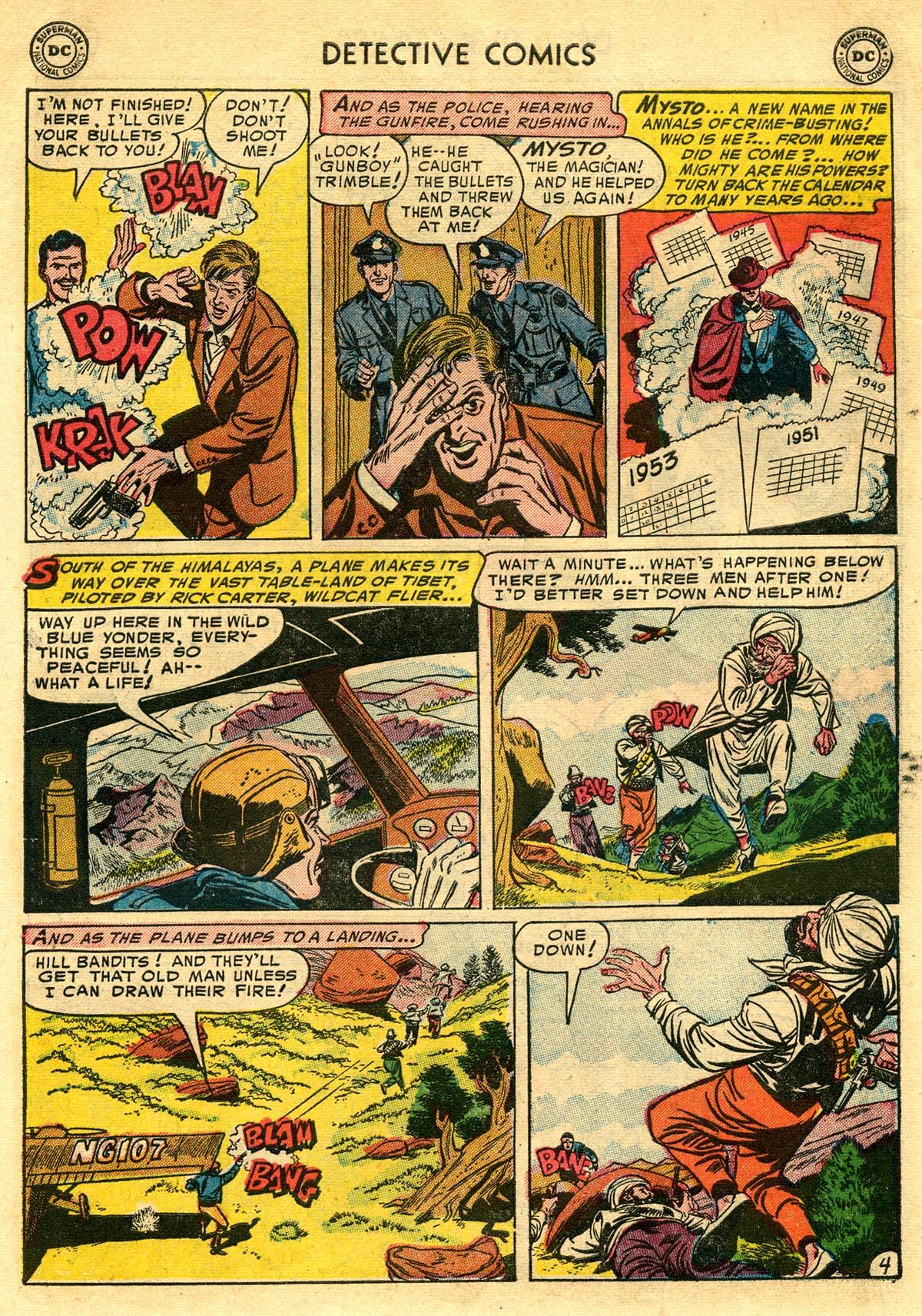 Read online Detective Comics (1937) comic -  Issue #203 - 37